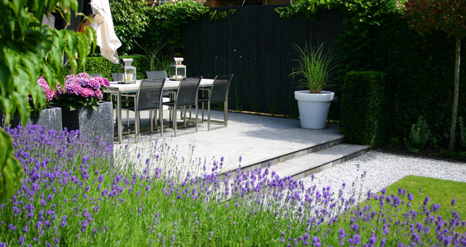 Job runhaar hovenier bennekom 065 5830347 tuinman tuin onderhoud ede wageningen - Terras en tuin ontwikkeling foto ...