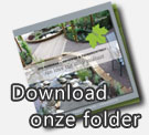 Download de folder van hovenier Job Runhaar