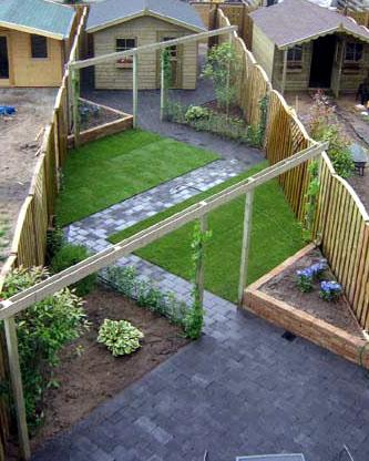 Hovenier job runhaar uit bennekom ontwerpt uw tuin naar uw for Tuinarchitect kleine tuin
